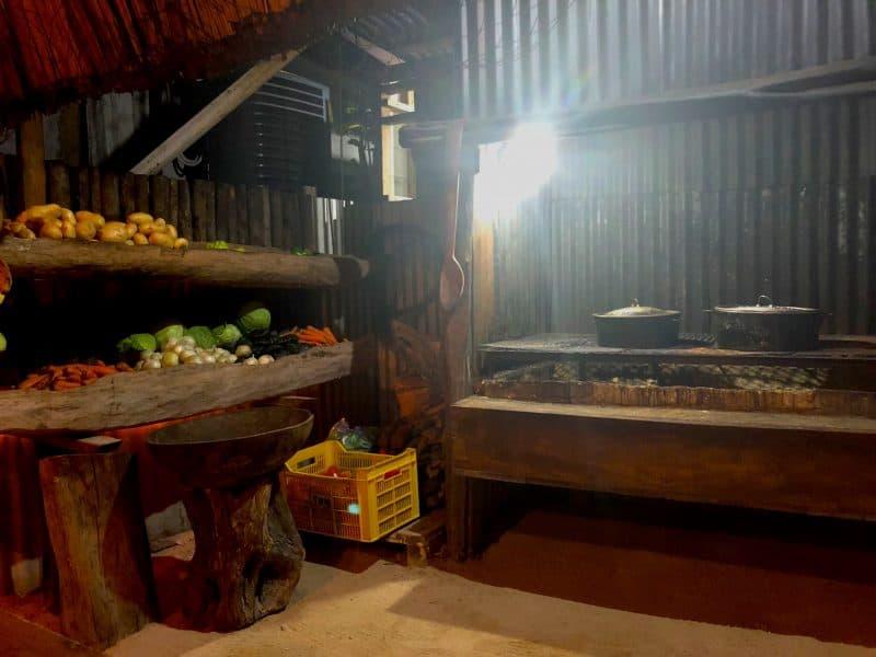 El Fogon, Belize