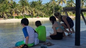 Belize travels with kids