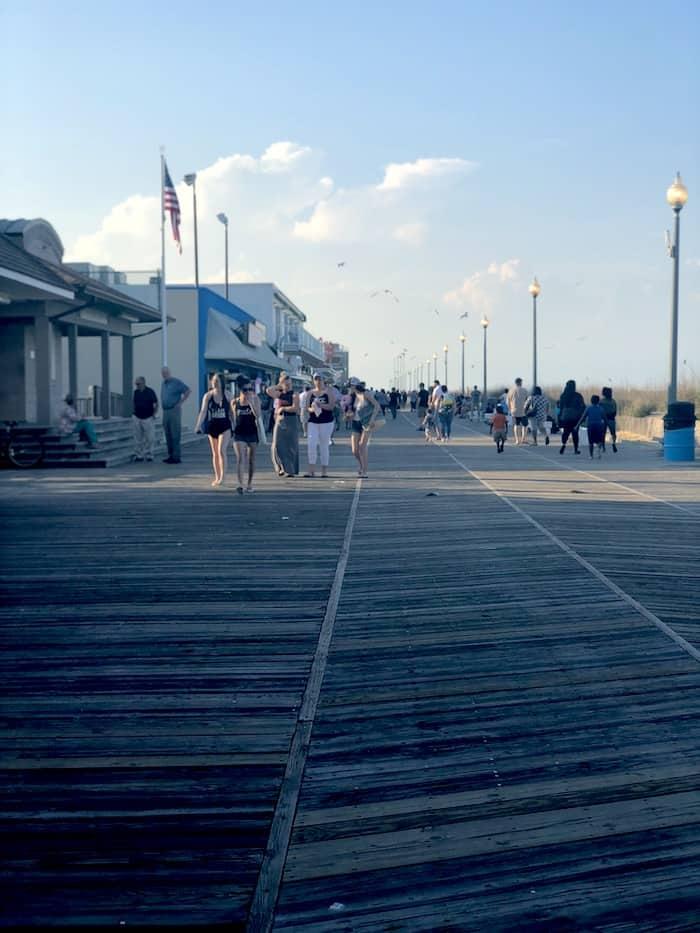 rehoboth boardwalk, Delaware