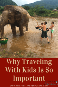 kids who travel