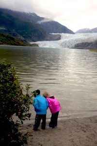 Alaska Adventure travel with Kids