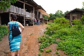 Karin Village, Thailand