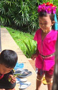 hilltribe community, thailand