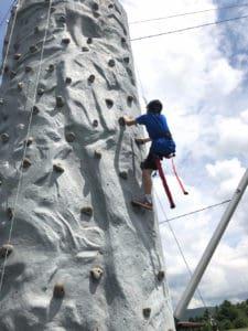 Rock Climbing, Caanan west virginia