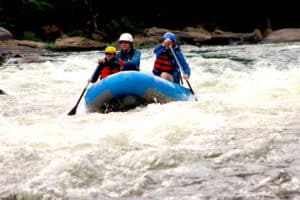 Cheat River West Virgina
