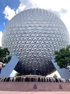 Epcot, Disney World