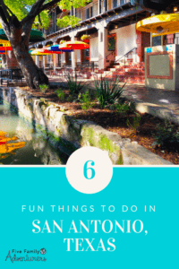 six things to do in San Antonio,Texas
