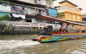 Canals, Bangkok Thailand