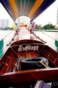 Long Boat, Bangkok Thailand