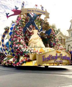 Magic Kingdom Parade Disney VIP