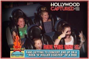 Disney VIP rides