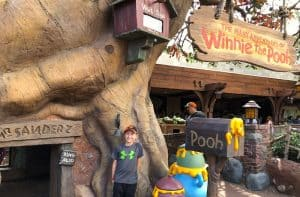 Disney VIP experience