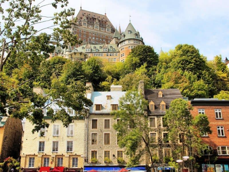 Quebec City, 2 days