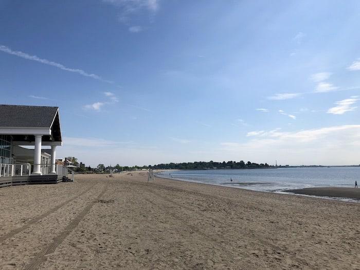Family-Friendly small beach towns USA