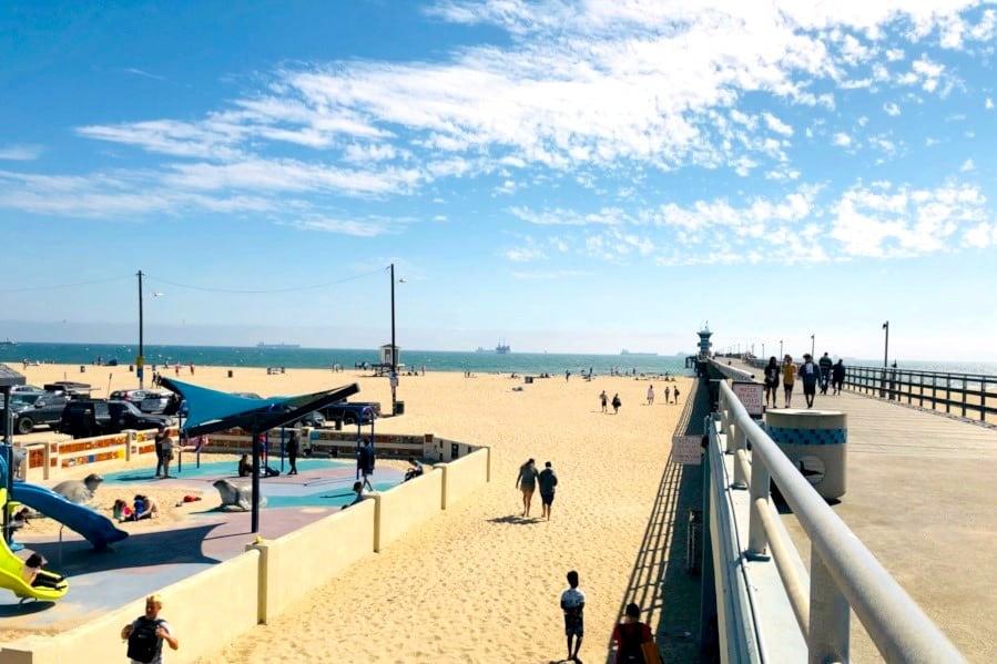 Family-Friendly, small beach towns USA