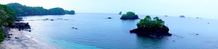 san jose island, Panama