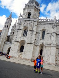 Monastario, Lisbon Portugal