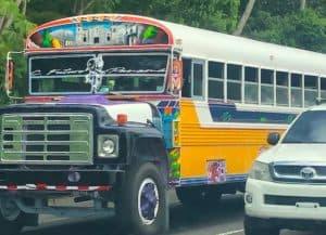 Pan-American highway, Panama
