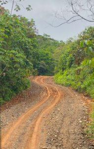 El Valle de Anton, Panama mountains