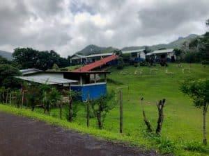 El Valle de Anton, Panama School