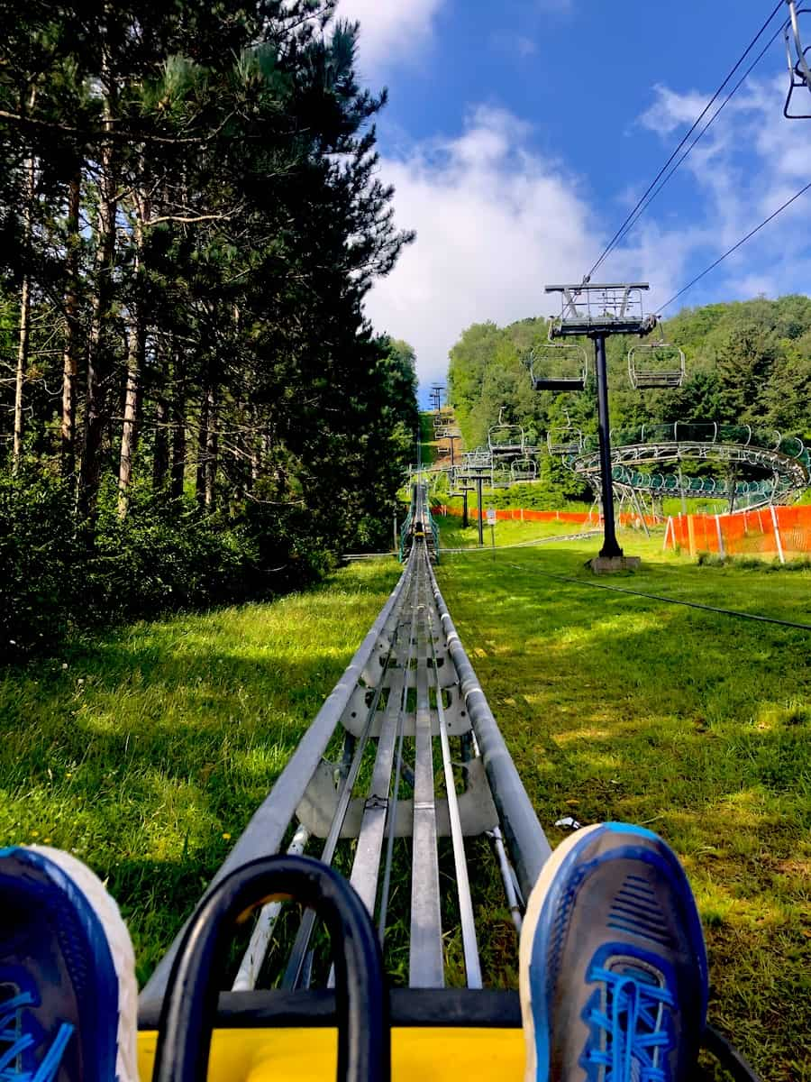 Weekend Adventure At Wisp Mountain Resort, Maryland