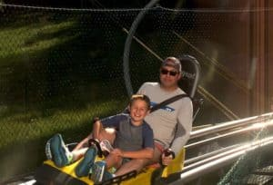 Wisp Mountain coaster
