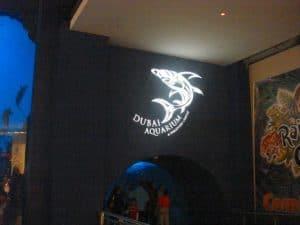 Aquarium, Dubai
