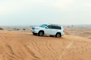 Jeep Tour, Dubai