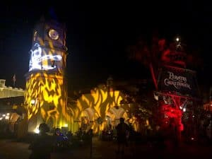 Pirates of the Caribbean, MNSSHP