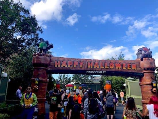 Mickey's Not-So-Scary Halloween Party, Disney World Magic Kingdom