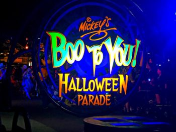 Mickey's Not-So-Scary Halloween Party, Disney World Magic Kingdom