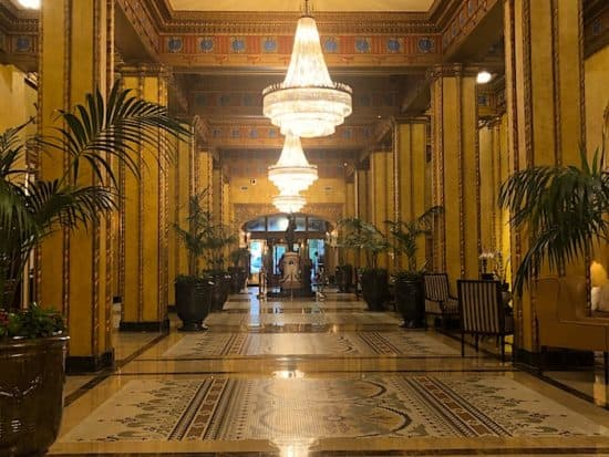 New Orleans, Roosevelt Hotel