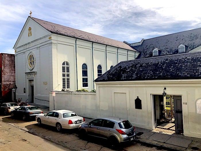 New Orleans Ursuline Covenant