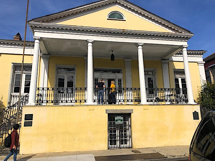 New Orleans, Beugard-Keyes House