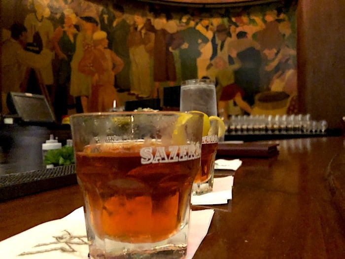 New Orleans, Sazerac Bar