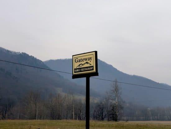 Gateway Restaurant, West Virginia