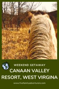 Canaan Valley Resort, West Virginia