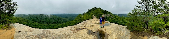 Auxier Ridge, Red River Gorge Kentucky