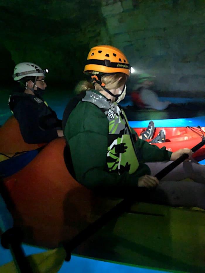 Gorge Underground, Red River Gorge, Kentuckt