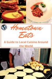 Local Cuisine around the world