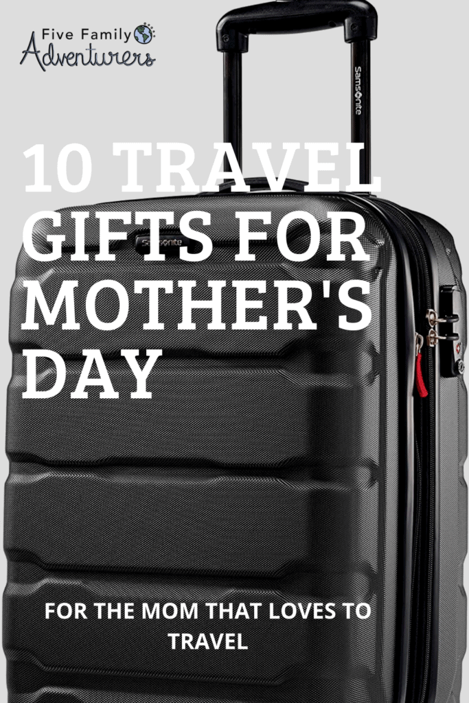 Luggage for mothers day